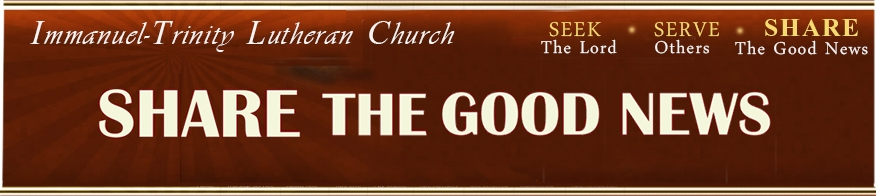 Share the good news