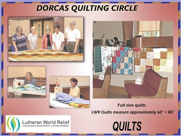 Dorcas Quilting Circle
